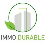 Logo immo durable
