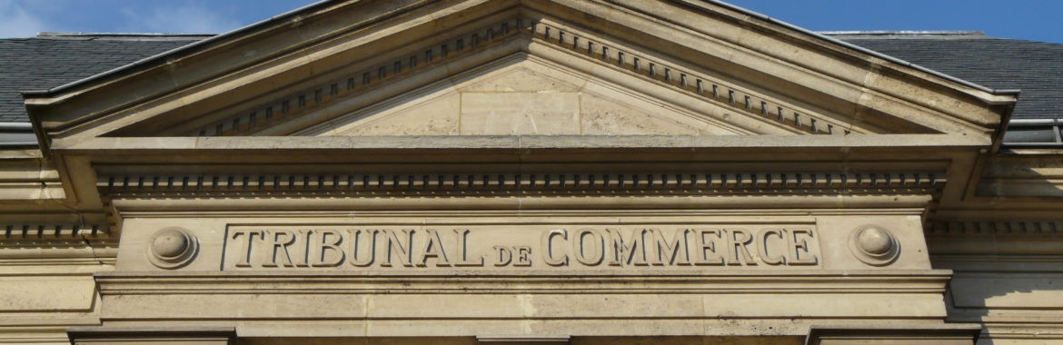 SCI : OBLIGATION DE DÉCLARATION AU TRIBUNAL DE COMMERCE