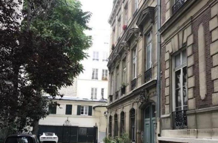 APPARTEMENT PARIS 08