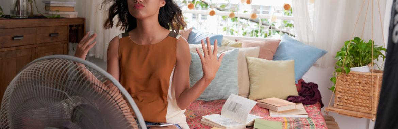 5 conseils pour bien rafraichir votre logement pendant la canicule