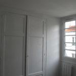 chambre avec placards