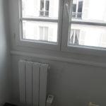 Radiateur moderne chambre