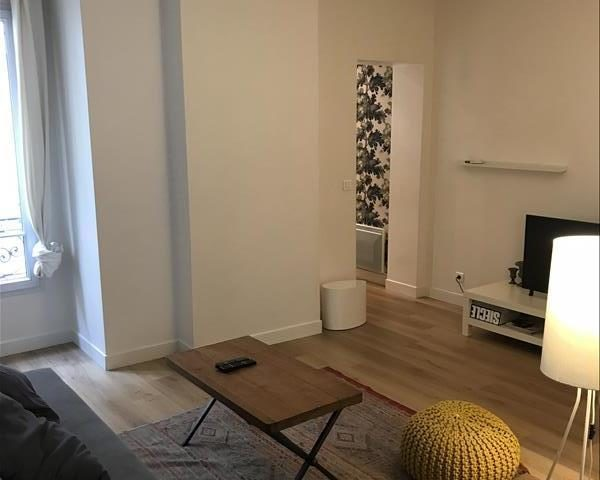 APPARTEMENT MEUBLE PARIS 18
