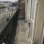 balcon traversant paris