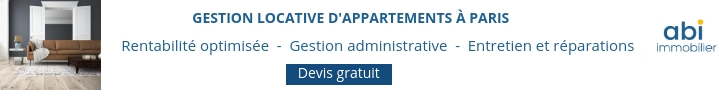bannière gestion locative d'appartements